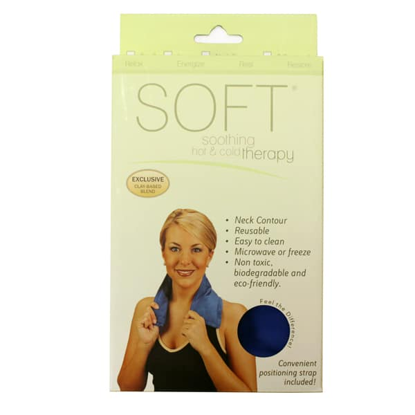 Soft Hot Cold Packs Retail Packaging