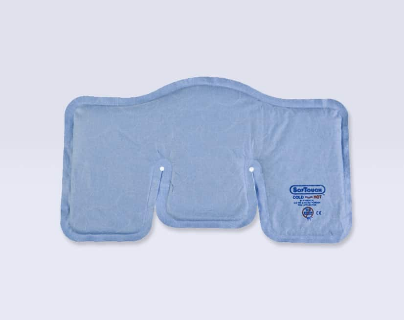 Tri-Sectional Softouch Hot Cold Packs