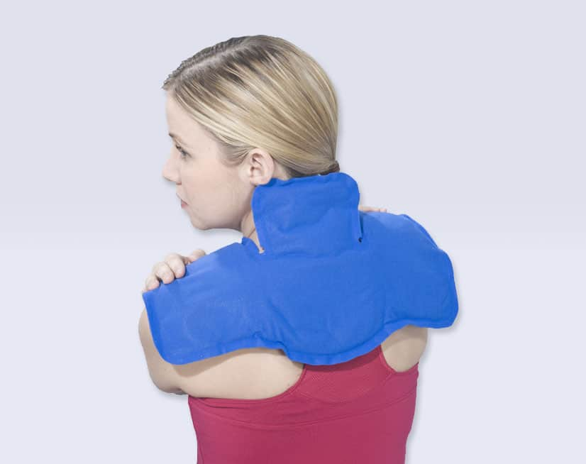Tri Sectional Soft Hot Cold Pack