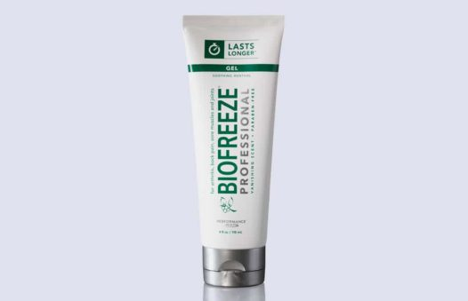 BIOFREEZE Classic Green Pain Reliever Gel, 4 oz Tube